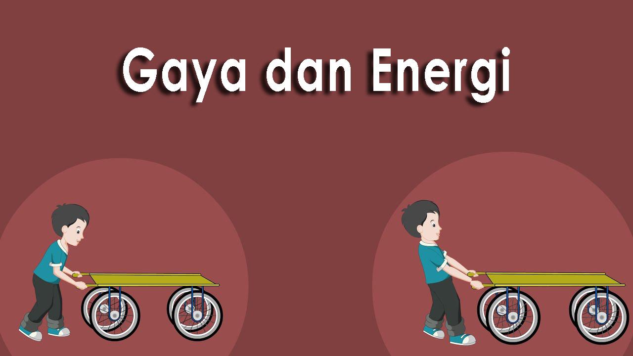 Gaya dan Energi